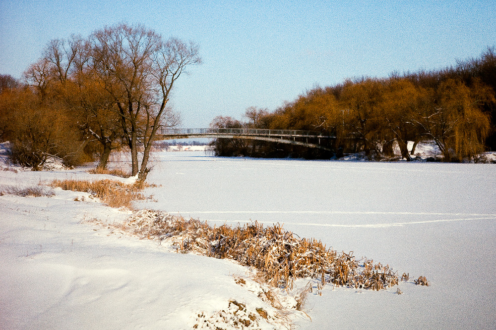 Фотосъемка в зимних условиях