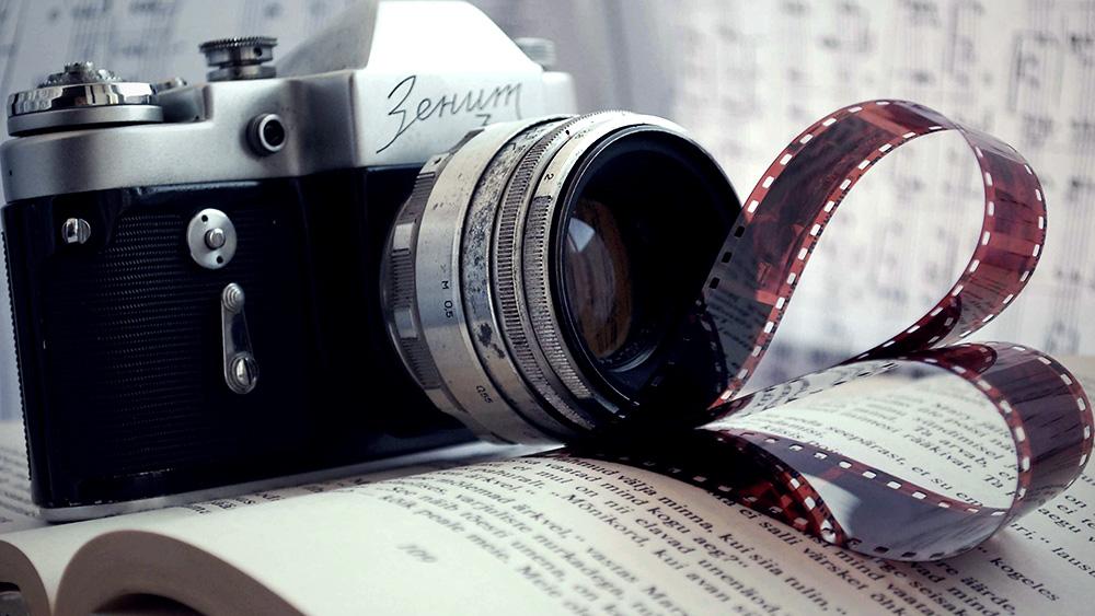 Обзор фотопленок