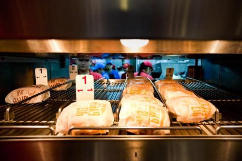 Кухня «МакДональдза»